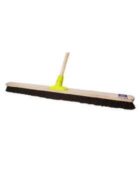 36 Inch Soft Coco Broom Head