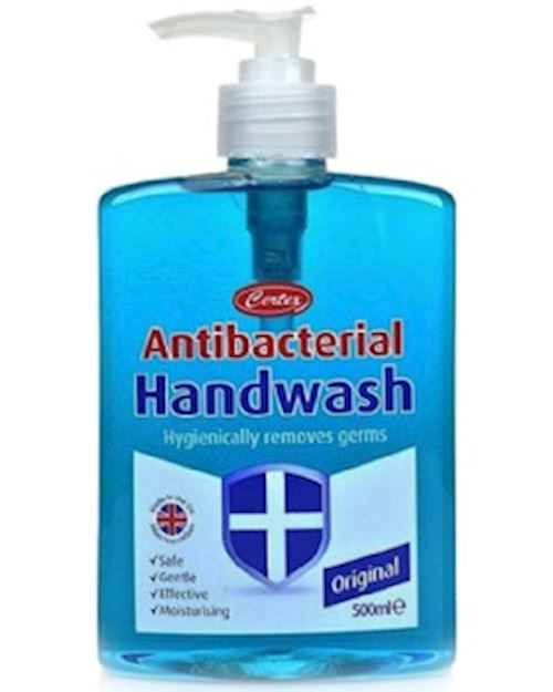Certex Antibacterial Hand Wash 500ml Pump