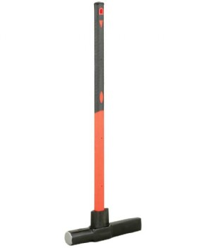 Carters Insulated Rail Keying Hammer