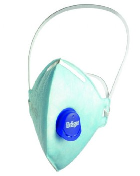 Draeger Piccola Dust - Face Mask P2V X-Plore 1720V