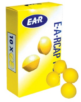 EAR Cap 200 Spare Pods