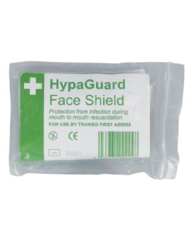 Resuscitation Face Shield With Mouth Piece - Vent-Aid