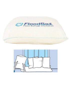 Door Flood Protection Pack 4 X Sacks - 1 X Sausage