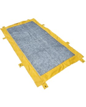 Personnel Bio Security - Disinfectant Mats By Fosse 1m x 1.5m