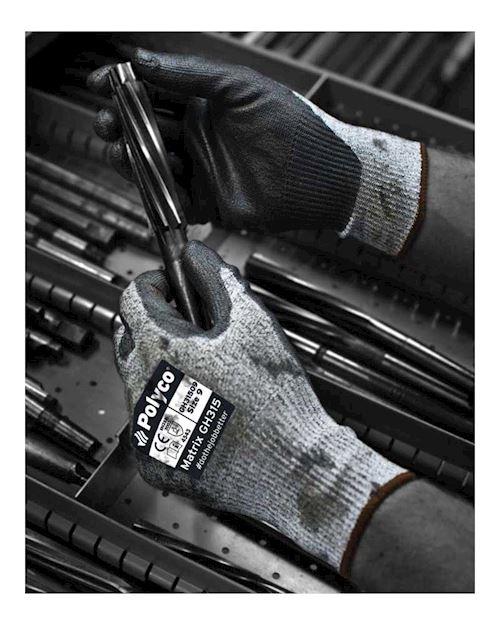 Cut 5 Glove Matrix GH315 - EN388 Cut Level 5