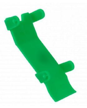 Aspli - Halkey Roberts Green Indicator Retaining Clip
