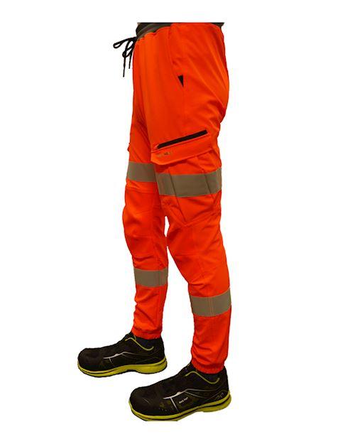 Hawkridge Stretch EcoViz Jog Trouser