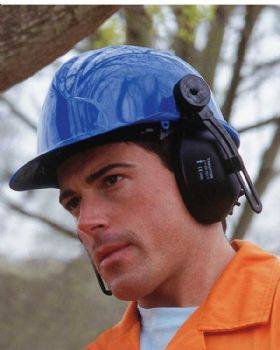 Helmet Mounted Ear Defender - JSP Thruxton