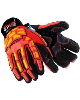 Hexarmor 4021X Gator Grip Ggt5 Mud Grip Glove