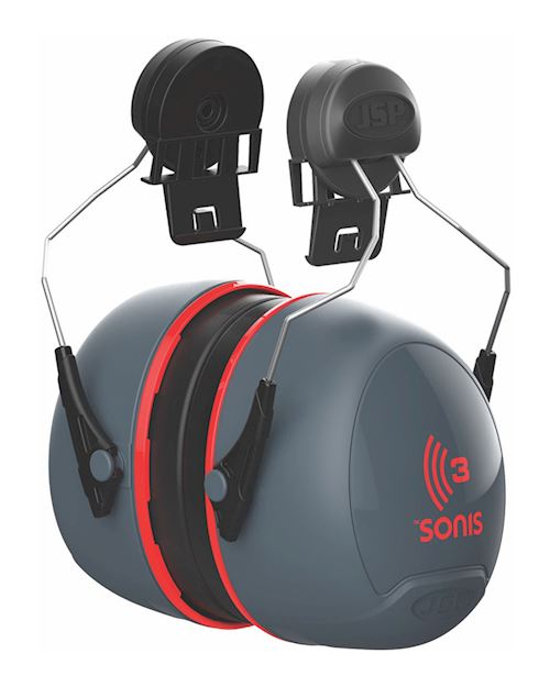 Sonis 3 Helmet Mounted Ear Defenders 36dB SNR