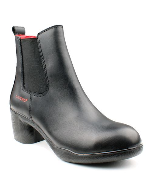 Ladies Cyndi Chelsea Safety Boot