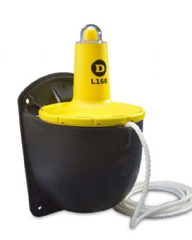 L160 Lifebuoy Light Complete With Bracket