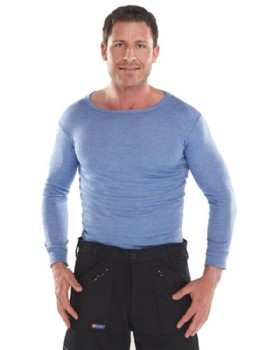Long Sleeved Thermal Vest