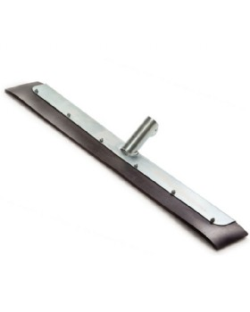 Metal-Rubber Squeegee 18 Inch Blade