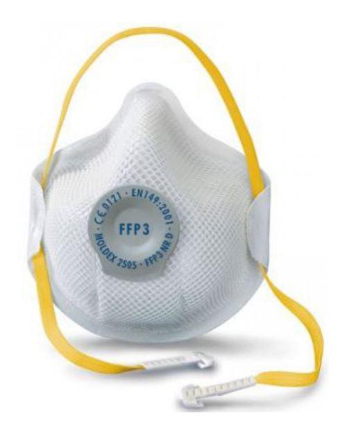 Moldex FFP3 Nr D Smart 2505 Mask (Box of 10)
