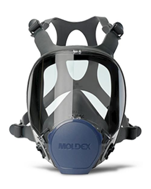 9002 M Full Face Mask with EasyLock Connectors - 9000 Series