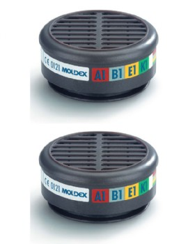 Moldex ABEK1 Gas Filter For 8000 Series