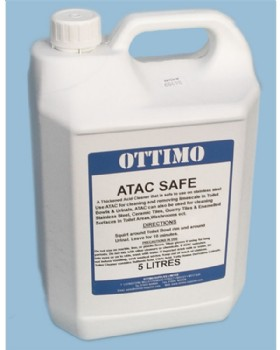 Ottimo ATAC Safe Toilet Cleaning Liquid