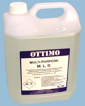 Ottimo  Washing Machine Liquid 5 Litre