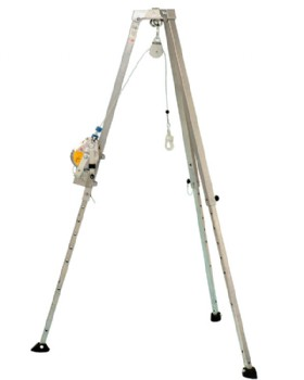 Rescue - Lifting Tripod Bundle 18m For Confined Spaces