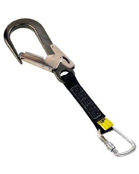 Ladder Restraint Lanyard - 3 Points Of Contact
