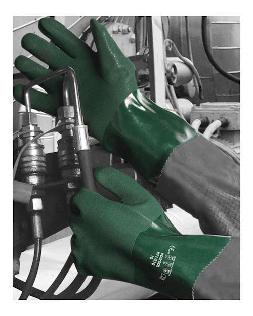 Polyco Polysol PVC Glove P73