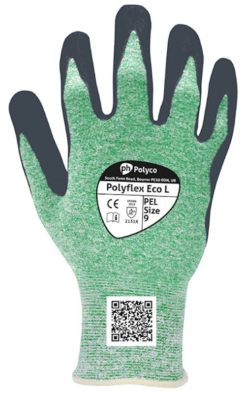 Polyflex ECO Latex Glove