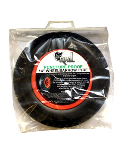 Puncture Proof Wheelbarrow Tyre Kit