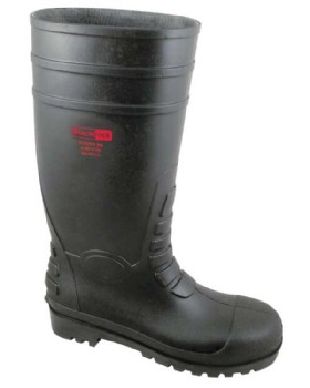 Safety Wellington With Steel Toe & Midsole -  Wellies