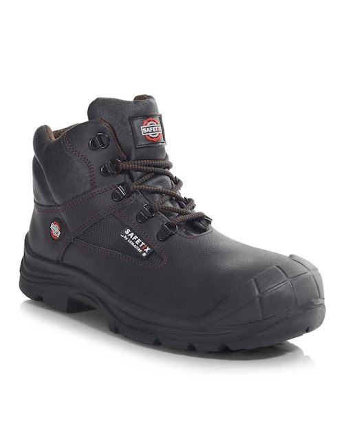 Scorpius Black Safety Boot
