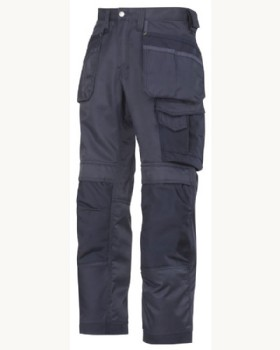 Snickers 3212 Trade Trousers With Kneepad Pocket.