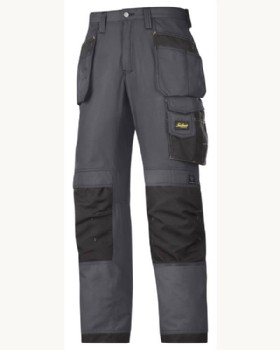 Snickers 3213 Craftsmen Holster Pocket Rip-Stop Trousers