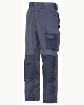 Snickers 3312 Trade Trousers With Kneepad Pockets