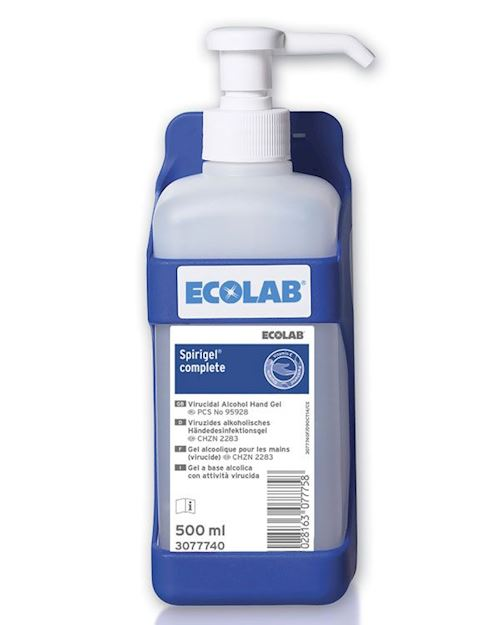 Bracket - Bottle Holder For Spirigel Complete Gel 500ml