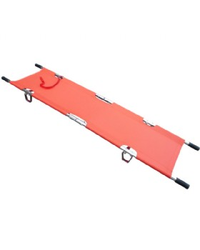 Folding Stretcher - Single Fold With Carry - Stowage Bag