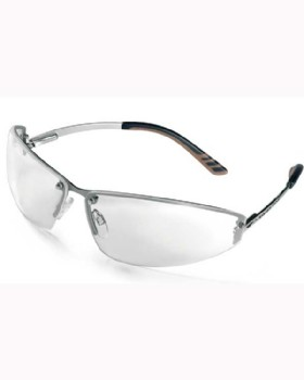 Swiss One Expert Metal Frame Safety Spectacle Nickel Free