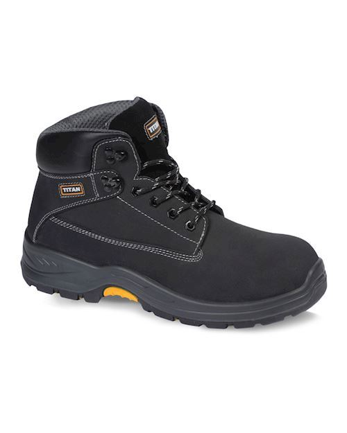 Holton Nubuck Classic Safety Boot