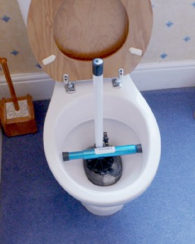 Toilet Flood Overflow Stopper