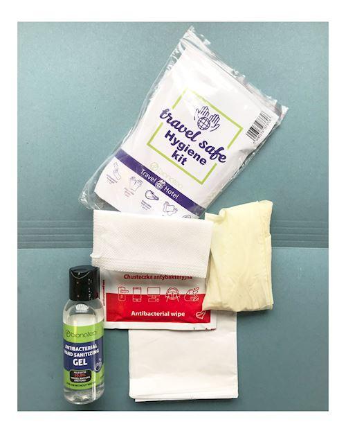 Travel Safe Virus Protection Kit