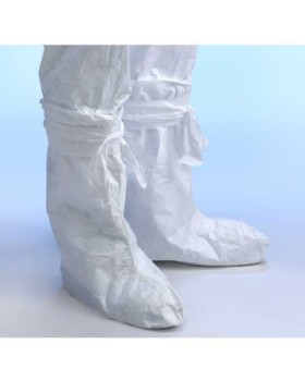 Tyvek Disposable White Over Boot - Pack 10
