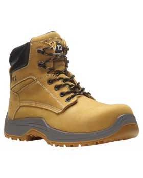VR602 Puma Honey Nubuck Leather Safety Boot