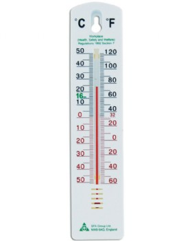 Wall Thermometer For Workplace