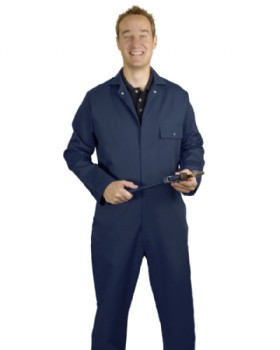 Hydron Boilersuit Cotton Regular Leg