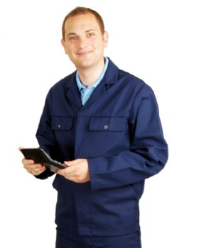 Wearwell Engineers, Drivers Jacket