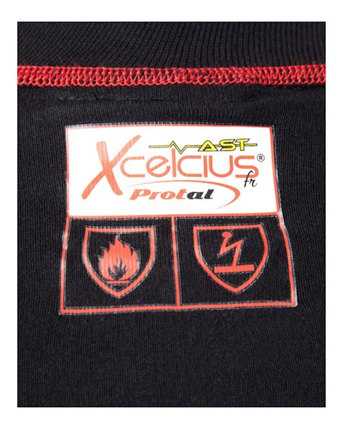 Flame Retardant Anti-Arc Long Sleeved Top XARC01 Base Layer