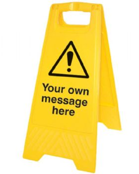 Your Own Message Sign - Customised A Board