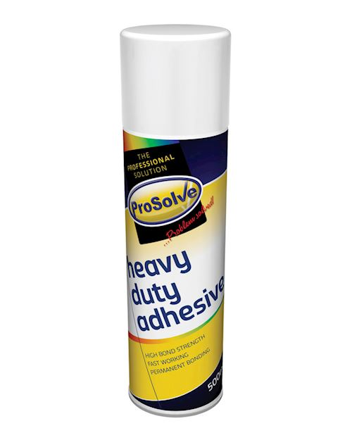 ProSolve Adhesive Spray - 500ml Aerosol