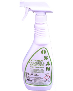 Ottimo  Anti-Bacterial Spray Pck Of 6 X 750ml