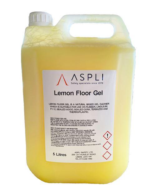 Lemon Floor Cleaner Liquid 5 Litre