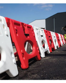 Alphabloc Space Saver Barrier - Separator